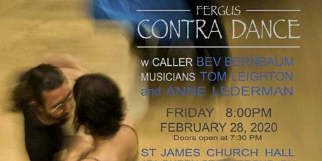 Leap Year Celebration contra dance tickets
