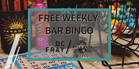Free Weekly Bar Bingo at Pizzeria Paradiso, Every Tuesday tickets