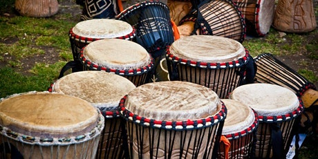 Drumming and Percussion Workshop tickets