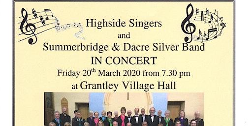 Brass Band & Choir Concert