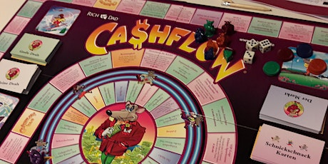 Cashflow101 Spielrunde Hamburg CITY 28.04.2020 Tickets