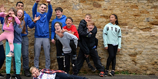 Day at Alton Towers for 10-16 year olds