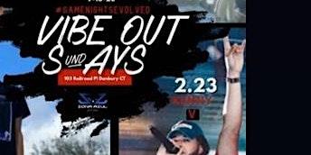 Vibe Out Sundays feat Kenny v