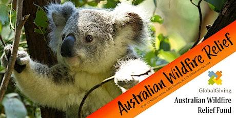 Australian Wildfire Relief Fundraiser  tickets