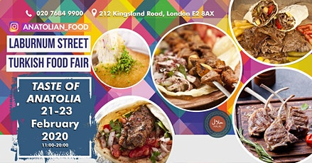 Laburnum Street Turkish Food Fair tickets