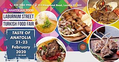 Laburnum Street Turkish Food Fair
