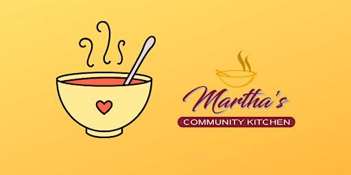 Empty Bowls 2020 ~ Martha's Community Kitchen