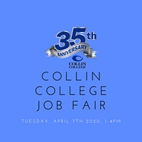 Collin College Job Fair 2020