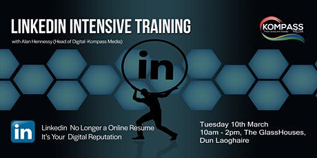 LinkedIn Intensive Training Course tickets