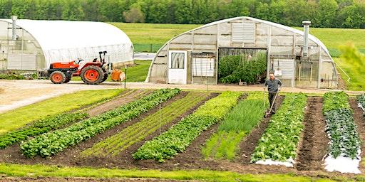 Lean Farming with Ben Hartman at Heifer Ranch