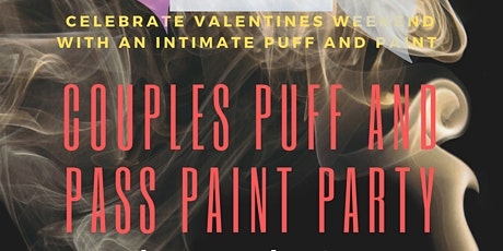 COUPLES PUFF, PAINT AND CREATE tickets