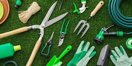 Garden Tool Talk tickets