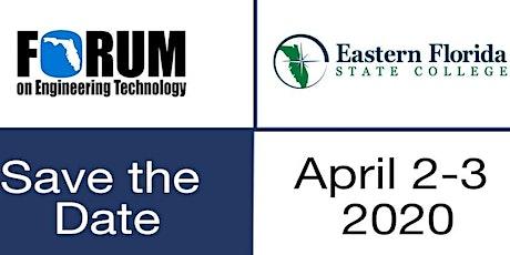 2020 Spring Engineering Technology Forum tickets