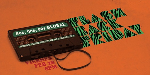 FLASHBACK FRIDAY - Global 80s, 90s, 2000s Video Mix