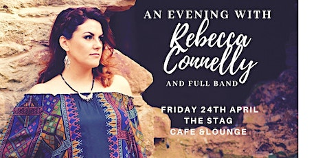 An Evening with Rebecca Connelly & her band tickets