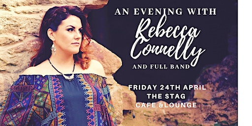 An Evening with Rebecca Connelly & her band
