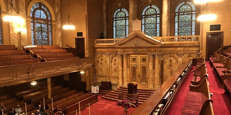 Congregation Shearith Israel - A Sunday afternoon tour tickets