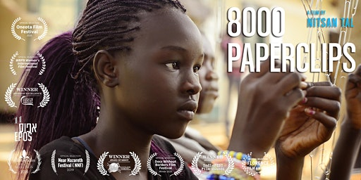 8000 Paperclips screening
