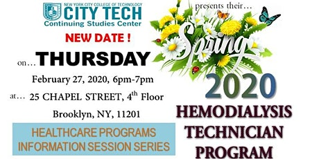 RESCHEDULED FREE  HEMODIALYSIS INFORMATION SESSION tickets
