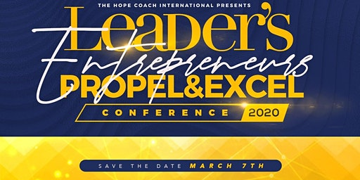 Leader's Propel And Excel Conference