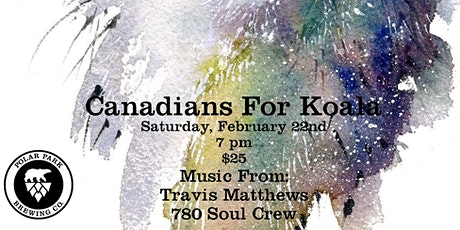 Private Dinner - Canadians for Koalas  Fundraiser tickets