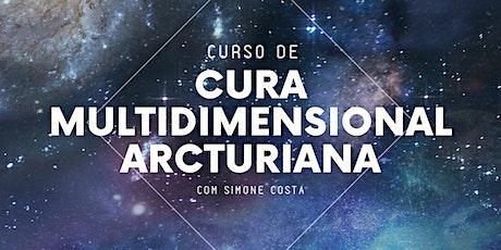 Curso de Cura Multidimensional Arcturiana ingressos