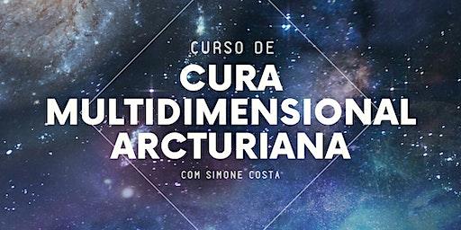 Curso de Cura Multidimensional Arcturiana