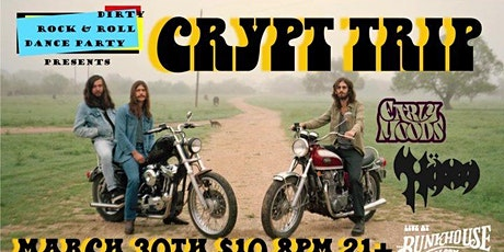 Crypt Trip (Texas, Heavy Psych Sounds) Early Moods, HÄXA tickets