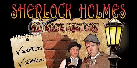 Murder Mystery Show tickets
