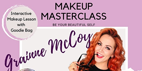 Makeup Masterclass with Grainne McCoy - Derry/L.Derry tickets