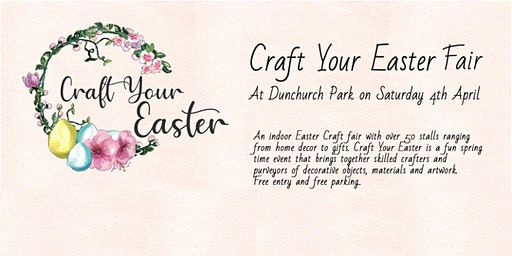 Craft Your Easter Fair