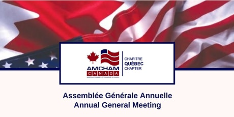 Assemblée Générale Annuelle ● 2020 ● Annual General Meeting tickets