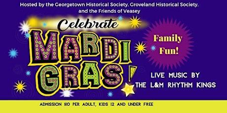 Mardi Gras Celebration tickets