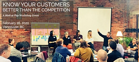 Know Your Customers Better Than Your Competition - Vancouver tickets