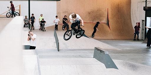Kindergeburtstag im Gleis D (BMX oder Skateboard)