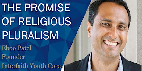 THE PROMISE OF RELIGIOUS PLURALISM tickets