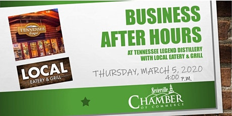 Sevierville Chamber of Commerce Business After Hours @ – Tennessee Legend tickets