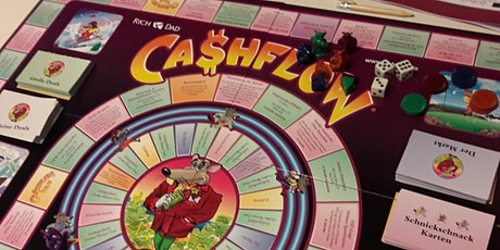 Cashflow101 Spielrunde Hamburg CITY 14.06.2020 Tickets