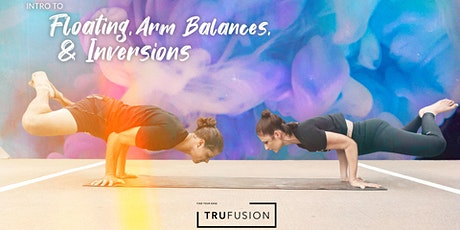 Intro To Floating, Arm Balances & Inversions Workshop tickets