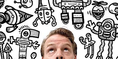 Gratis Workshop door Jan Doodle (VOL!)