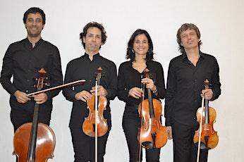 Ciclo de Cámara del Principal.  Oreka Quartet entradas