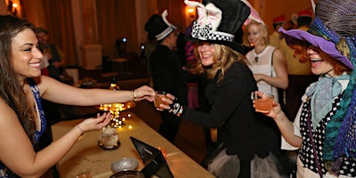 Mad Hatter Whiskey Tea Party, Feb 29: A Drink Philly Event