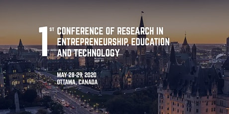 *CANCELLED*  Conference of Research in Entrepreneurship, Education and Tech tickets