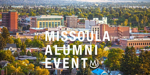 Missoula Alumni Social: Tacos and Tequila
