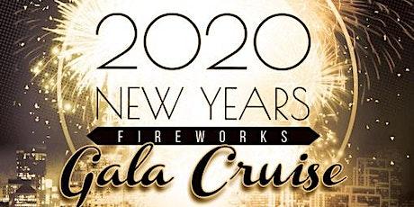 San Francisco New Years Eve 2021 Fireworks Gala Cruise tickets