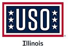USO of Illinois logo