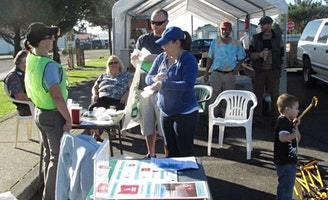 Second Saturday Stewards Estuaries: the mixing of streams and oceans