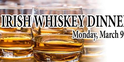 St. Practice Day - Irish Whiskey Dinner