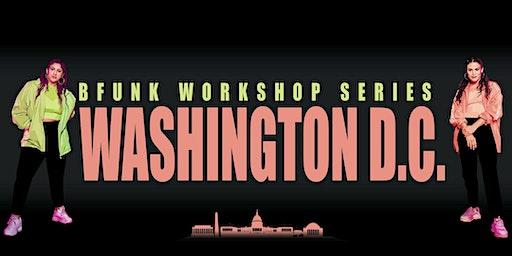 WASHINGTON DC BFUNK WORKSHOPS