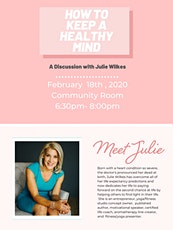 On Mindfulness & Meditation : An Evening with Julie Wilkes tickets